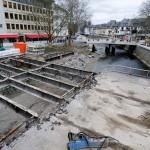 Abriss Siegbrücke