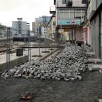12. Kunstweg Pflasterarbeiten