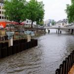 Hochwasser in der Sieg