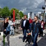 Baustellenführung mit Bürgermeister Steffen Mues