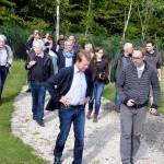 Besucherführung Gelände Erfahrungsfeld